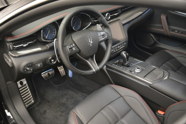 New 2018 Maserati Quattroporte S Q4 Gransport for sale Sold at Rolls-Royce Motor Cars Greenwich in Greenwich CT 06830 15