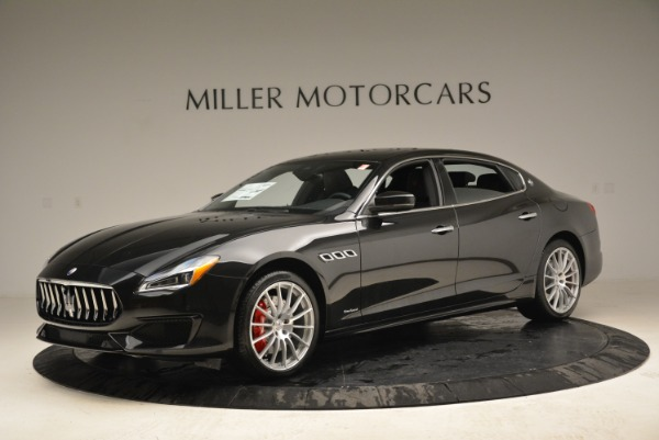 New 2018 Maserati Quattroporte S Q4 Gransport for sale Sold at Rolls-Royce Motor Cars Greenwich in Greenwich CT 06830 3