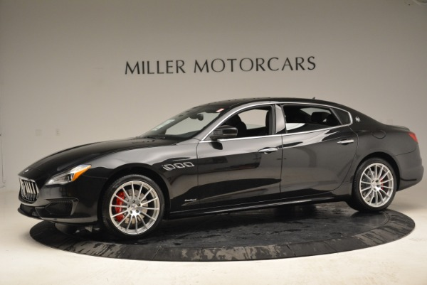 New 2018 Maserati Quattroporte S Q4 Gransport for sale Sold at Rolls-Royce Motor Cars Greenwich in Greenwich CT 06830 4