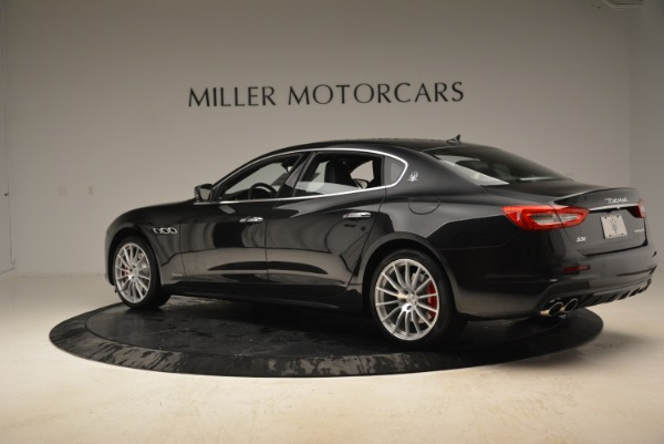New 2018 Maserati Quattroporte S Q4 Gransport for sale Sold at Rolls-Royce Motor Cars Greenwich in Greenwich CT 06830 7