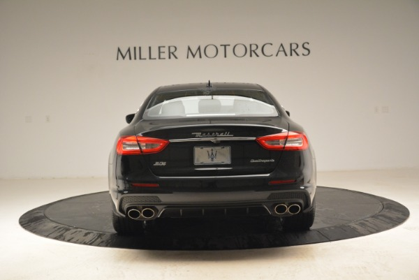 New 2018 Maserati Quattroporte S Q4 Gransport for sale Sold at Rolls-Royce Motor Cars Greenwich in Greenwich CT 06830 8
