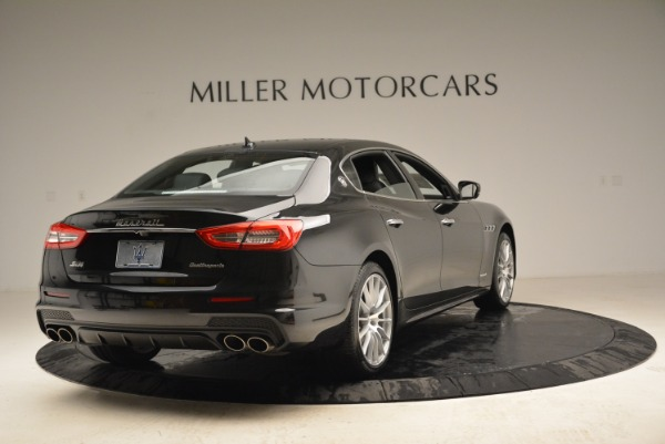 New 2018 Maserati Quattroporte S Q4 Gransport for sale Sold at Rolls-Royce Motor Cars Greenwich in Greenwich CT 06830 9