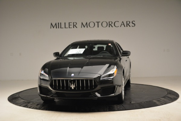 New 2018 Maserati Quattroporte S Q4 Gransport for sale Sold at Rolls-Royce Motor Cars Greenwich in Greenwich CT 06830 1