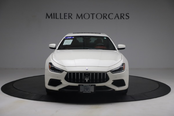 Used 2018 Maserati Ghibli S Q4 GranSport for sale Call for price at Rolls-Royce Motor Cars Greenwich in Greenwich CT 06830 12