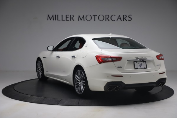 Used 2018 Maserati Ghibli S Q4 GranSport for sale Call for price at Rolls-Royce Motor Cars Greenwich in Greenwich CT 06830 5