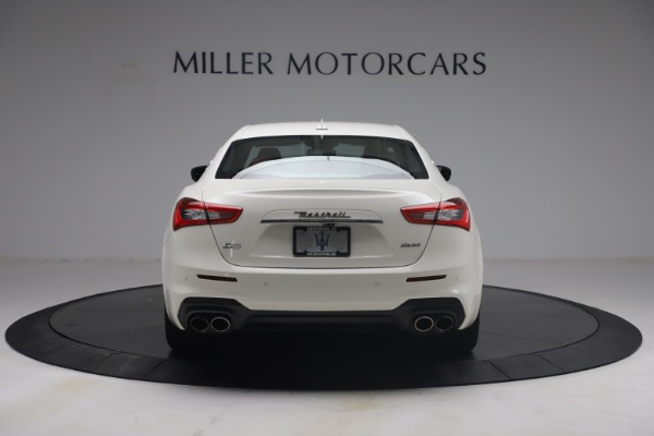 Used 2018 Maserati Ghibli S Q4 GranSport for sale Call for price at Rolls-Royce Motor Cars Greenwich in Greenwich CT 06830 6