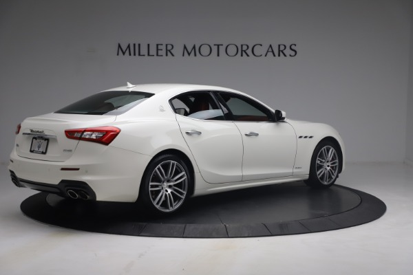 Used 2018 Maserati Ghibli S Q4 GranSport for sale Call for price at Rolls-Royce Motor Cars Greenwich in Greenwich CT 06830 7