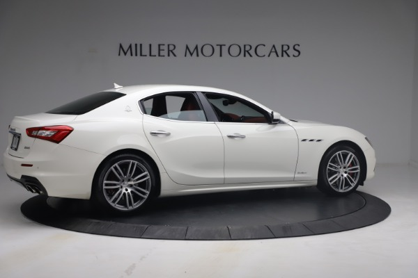 Used 2018 Maserati Ghibli S Q4 GranSport for sale Call for price at Rolls-Royce Motor Cars Greenwich in Greenwich CT 06830 8