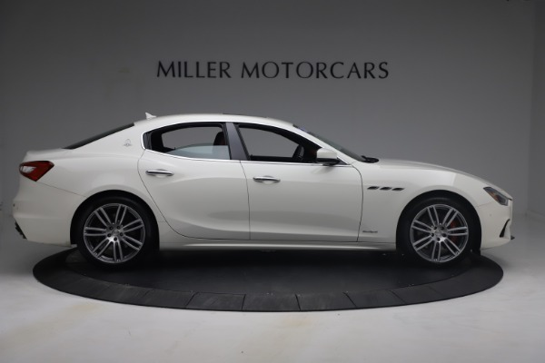Used 2018 Maserati Ghibli S Q4 GranSport for sale Call for price at Rolls-Royce Motor Cars Greenwich in Greenwich CT 06830 9