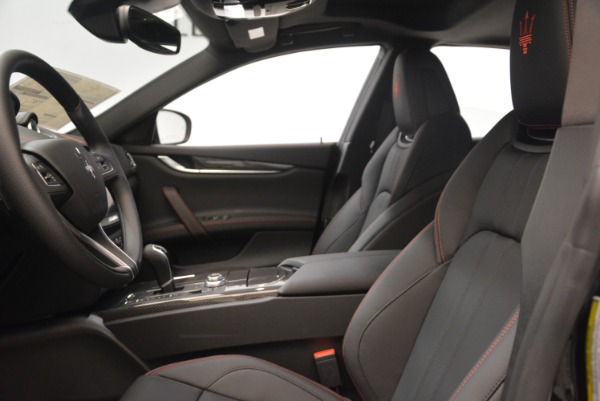 New 2018 Maserati Ghibli S Q4 GranSport for sale Sold at Rolls-Royce Motor Cars Greenwich in Greenwich CT 06830 14