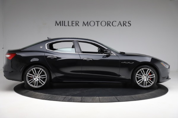 Used 2018 Maserati Ghibli S Q4 Gransport for sale $55,900 at Rolls-Royce Motor Cars Greenwich in Greenwich CT 06830 10