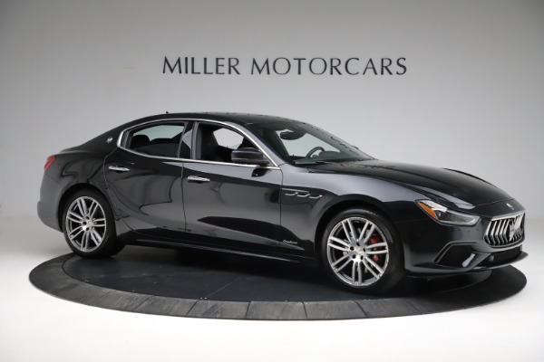 Used 2018 Maserati Ghibli S Q4 Gransport for sale $55,900 at Rolls-Royce Motor Cars Greenwich in Greenwich CT 06830 11