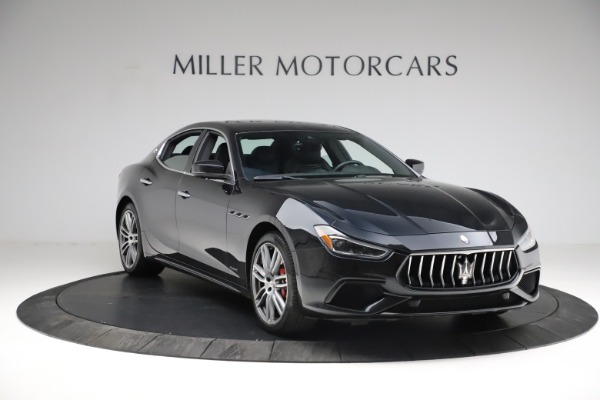 Used 2018 Maserati Ghibli S Q4 Gransport for sale $55,900 at Rolls-Royce Motor Cars Greenwich in Greenwich CT 06830 12