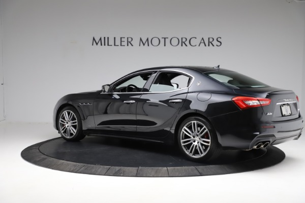 Used 2018 Maserati Ghibli S Q4 Gransport for sale $55,900 at Rolls-Royce Motor Cars Greenwich in Greenwich CT 06830 4