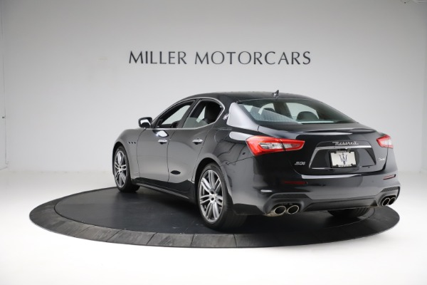 New 2018 Maserati Ghibli S Q4 Gransport for sale Sold at Rolls-Royce Motor Cars Greenwich in Greenwich CT 06830 6