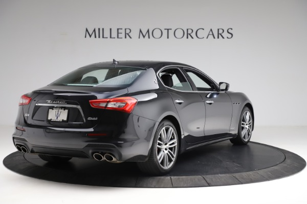 Used 2018 Maserati Ghibli S Q4 Gransport for sale $55,900 at Rolls-Royce Motor Cars Greenwich in Greenwich CT 06830 8