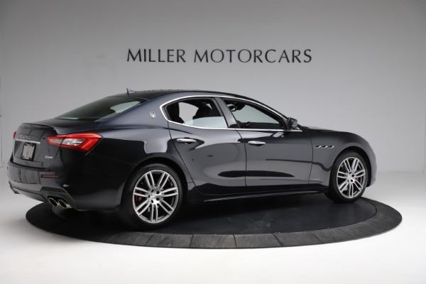 Used 2018 Maserati Ghibli S Q4 Gransport for sale $55,900 at Rolls-Royce Motor Cars Greenwich in Greenwich CT 06830 9