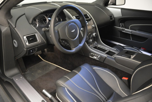 Used 2015 Aston Martin DB9 for sale Sold at Rolls-Royce Motor Cars Greenwich in Greenwich CT 06830 14