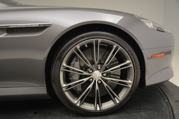 Used 2015 Aston Martin DB9 for sale Sold at Rolls-Royce Motor Cars Greenwich in Greenwich CT 06830 18