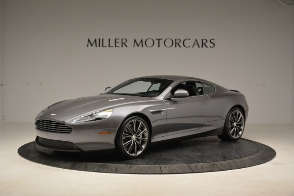 Used 2015 Aston Martin DB9 for sale Sold at Rolls-Royce Motor Cars Greenwich in Greenwich CT 06830 2