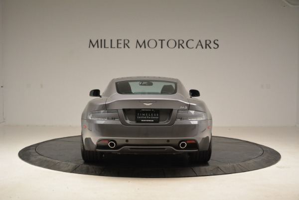 Used 2015 Aston Martin DB9 for sale Sold at Rolls-Royce Motor Cars Greenwich in Greenwich CT 06830 6