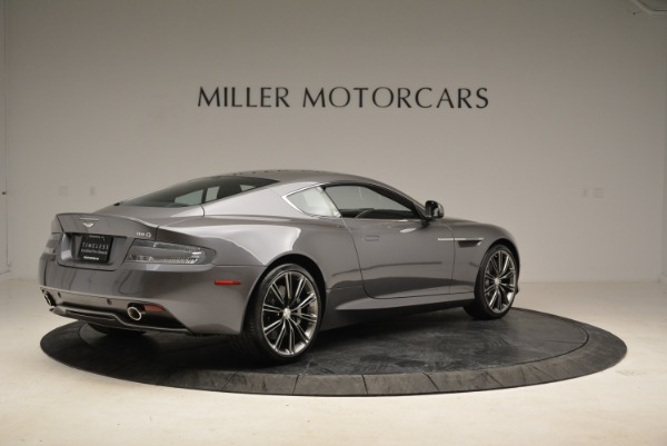 Used 2015 Aston Martin DB9 for sale Sold at Rolls-Royce Motor Cars Greenwich in Greenwich CT 06830 8