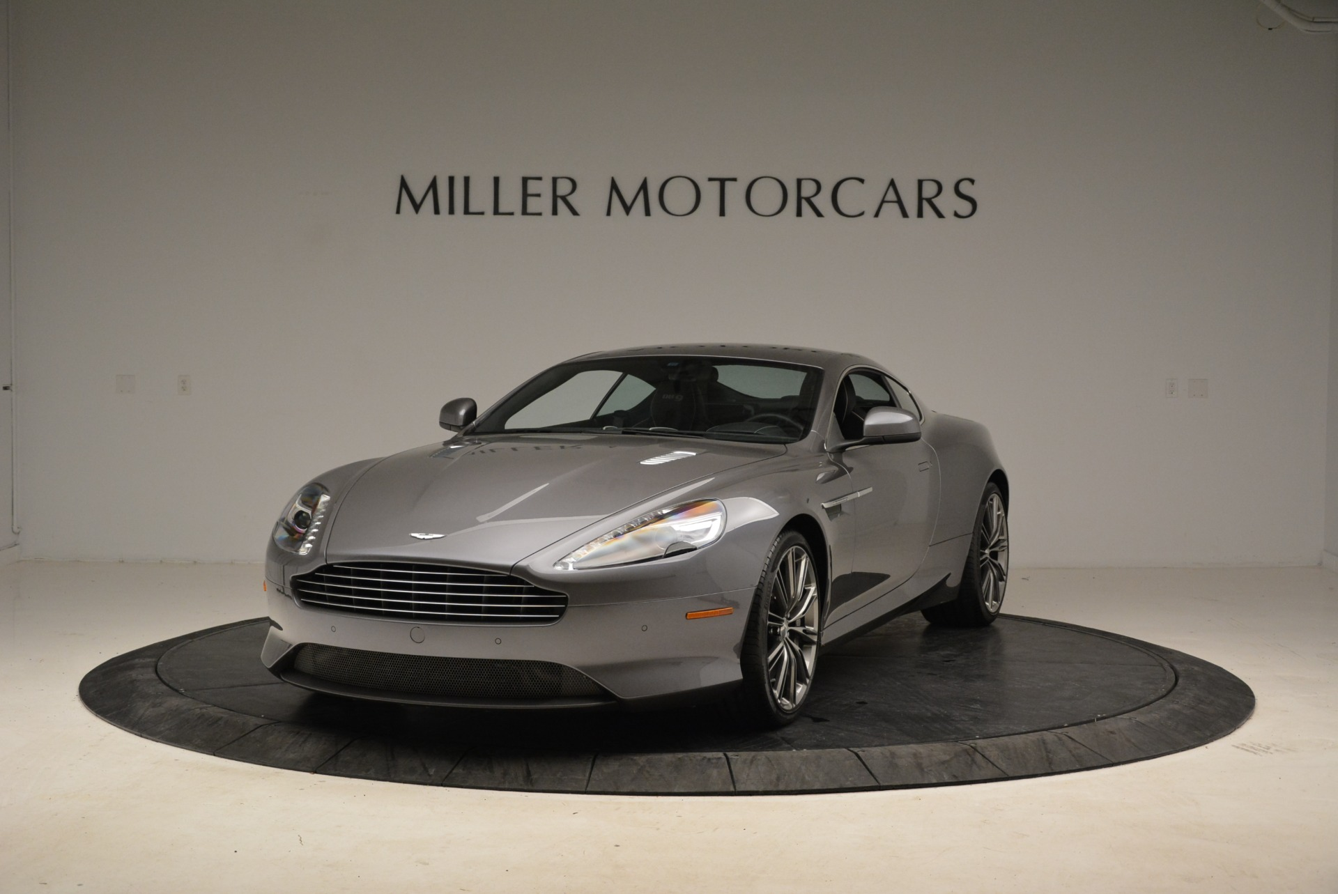 Used 2015 Aston Martin DB9 for sale Sold at Rolls-Royce Motor Cars Greenwich in Greenwich CT 06830 1