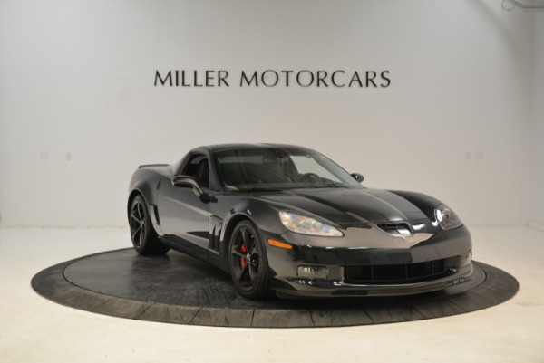 Used 2012 Chevrolet Corvette Z16 Grand Sport for sale Sold at Rolls-Royce Motor Cars Greenwich in Greenwich CT 06830 11