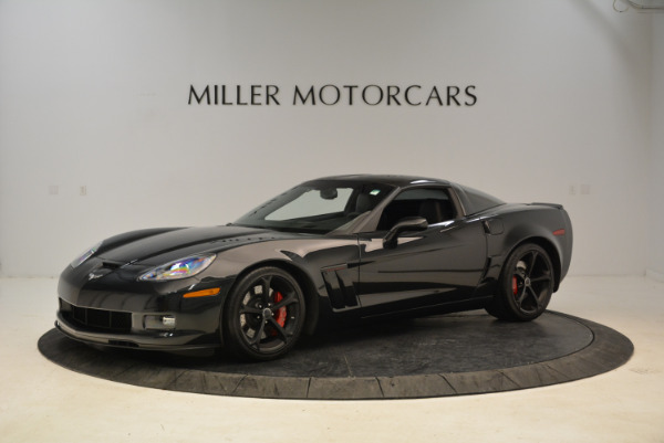 Used 2012 Chevrolet Corvette Z16 Grand Sport for sale Sold at Rolls-Royce Motor Cars Greenwich in Greenwich CT 06830 2