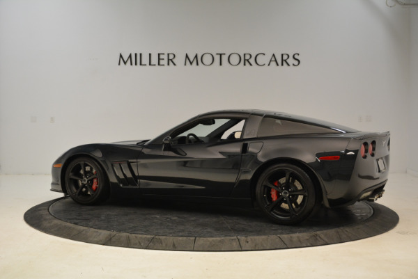 Used 2012 Chevrolet Corvette Z16 Grand Sport for sale Sold at Rolls-Royce Motor Cars Greenwich in Greenwich CT 06830 4