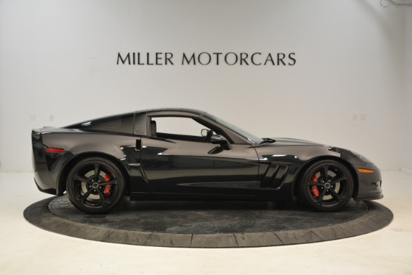 Used 2012 Chevrolet Corvette Z16 Grand Sport for sale Sold at Rolls-Royce Motor Cars Greenwich in Greenwich CT 06830 9