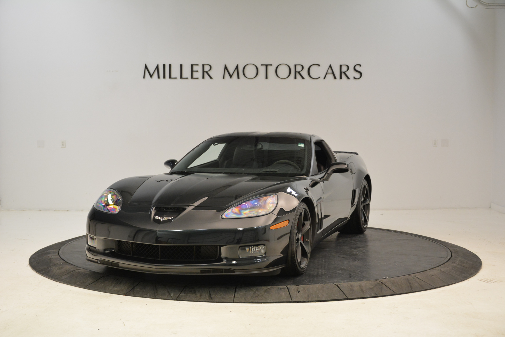 Used 2012 Chevrolet Corvette Z16 Grand Sport for sale Sold at Rolls-Royce Motor Cars Greenwich in Greenwich CT 06830 1