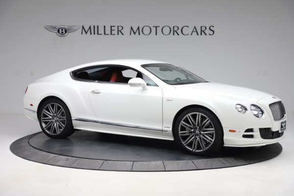 Used 2015 Bentley Continental GT Speed for sale $109,900 at Rolls-Royce Motor Cars Greenwich in Greenwich CT 06830 10