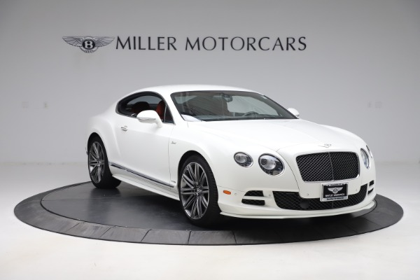 Used 2015 Bentley Continental GT Speed for sale $109,900 at Rolls-Royce Motor Cars Greenwich in Greenwich CT 06830 11