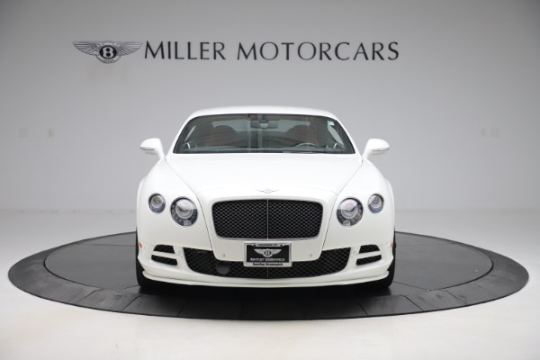 Used 2015 Bentley Continental GT Speed for sale $109,900 at Rolls-Royce Motor Cars Greenwich in Greenwich CT 06830 12