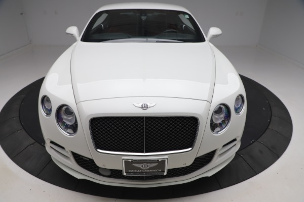 Used 2015 Bentley Continental GT Speed for sale $109,900 at Rolls-Royce Motor Cars Greenwich in Greenwich CT 06830 13