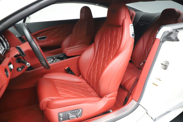 Used 2015 Bentley Continental GT Speed for sale $109,900 at Rolls-Royce Motor Cars Greenwich in Greenwich CT 06830 17