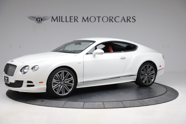 Used 2015 Bentley Continental GT Speed for sale $109,900 at Rolls-Royce Motor Cars Greenwich in Greenwich CT 06830 2