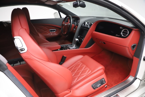 Used 2015 Bentley Continental GT Speed for sale $109,900 at Rolls-Royce Motor Cars Greenwich in Greenwich CT 06830 21