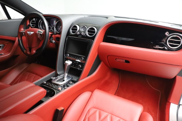 Used 2015 Bentley Continental GT Speed for sale $109,900 at Rolls-Royce Motor Cars Greenwich in Greenwich CT 06830 25