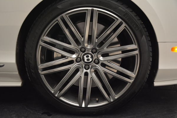 Used 2015 Bentley Continental GT Speed for sale $109,900 at Rolls-Royce Motor Cars Greenwich in Greenwich CT 06830 27