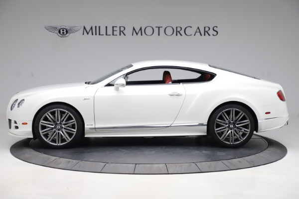 Used 2015 Bentley Continental GT Speed for sale $109,900 at Rolls-Royce Motor Cars Greenwich in Greenwich CT 06830 3