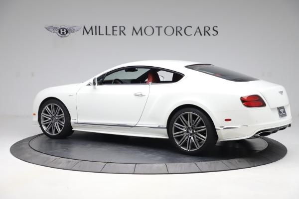 Used 2015 Bentley Continental GT Speed for sale $109,900 at Rolls-Royce Motor Cars Greenwich in Greenwich CT 06830 4