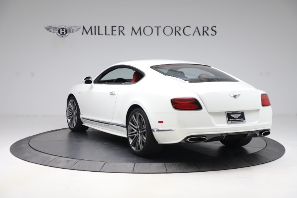 Used 2015 Bentley Continental GT Speed for sale $109,900 at Rolls-Royce Motor Cars Greenwich in Greenwich CT 06830 5