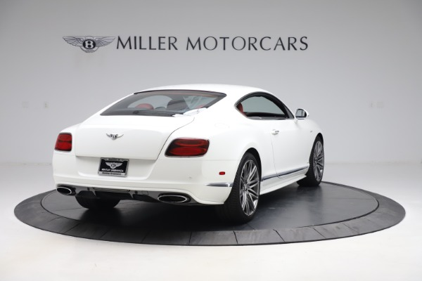 Used 2015 Bentley Continental GT Speed for sale $109,900 at Rolls-Royce Motor Cars Greenwich in Greenwich CT 06830 7