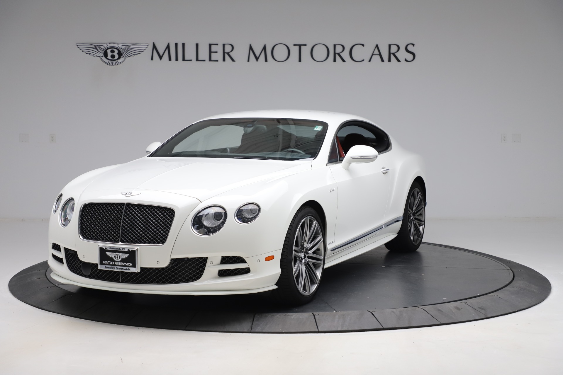 Used 2015 Bentley Continental GT Speed for sale $109,900 at Rolls-Royce Motor Cars Greenwich in Greenwich CT 06830 1