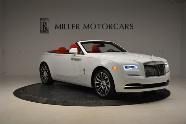 New 2018 Rolls-Royce Dawn for sale Sold at Rolls-Royce Motor Cars Greenwich in Greenwich CT 06830 11