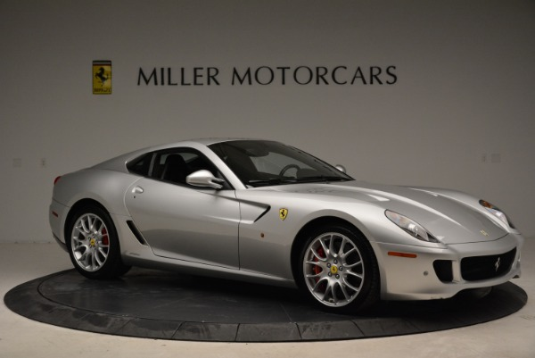 Used 2010 Ferrari 599 GTB Fiorano for sale $162,900 at Rolls-Royce Motor Cars Greenwich in Greenwich CT 06830 10