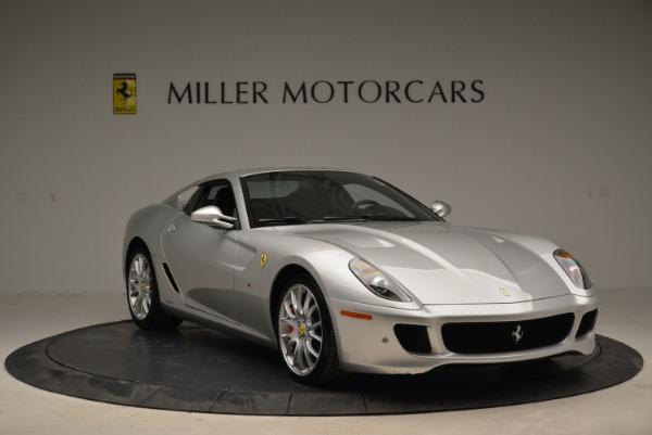 Used 2010 Ferrari 599 GTB Fiorano for sale Sold at Rolls-Royce Motor Cars Greenwich in Greenwich CT 06830 11