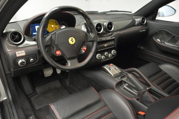 Used 2010 Ferrari 599 GTB Fiorano for sale Sold at Rolls-Royce Motor Cars Greenwich in Greenwich CT 06830 13